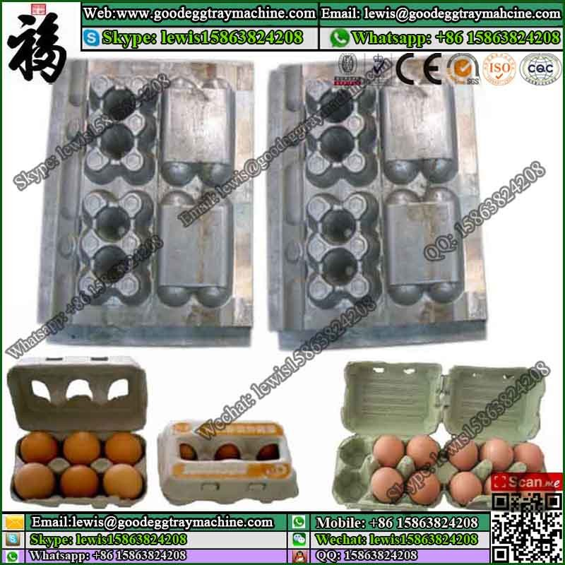 Egg Box/Carton pulp mould/mold